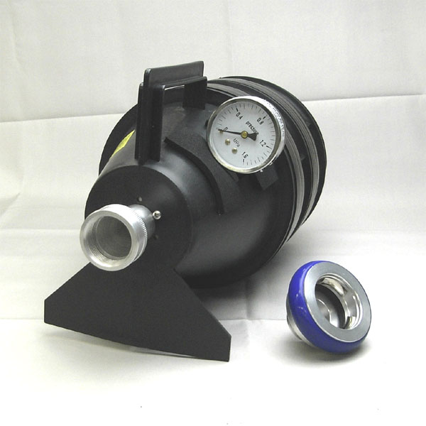 放水圧力測定器 ピトーキング 吐水口 40口径用(町野40口径アダプタ付) 【消火栓/消防設備点検用具】