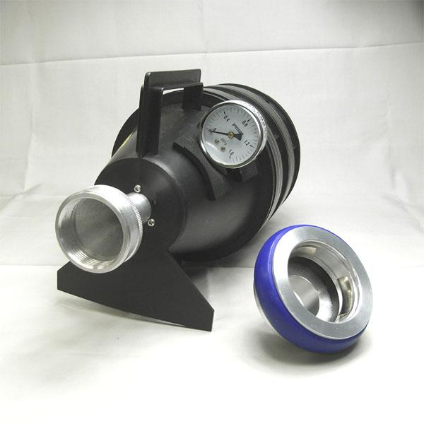 放水圧力測定器 ピトーキング 吐水口 65口径用(町野65口径アダプタ付) 【消火栓/消防設備点検用具】