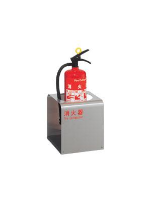 消火器収納ケース UFB-3S-2700-HLN ステンレス ヘアライン ユニオン製 【消火器設置台/ケース】