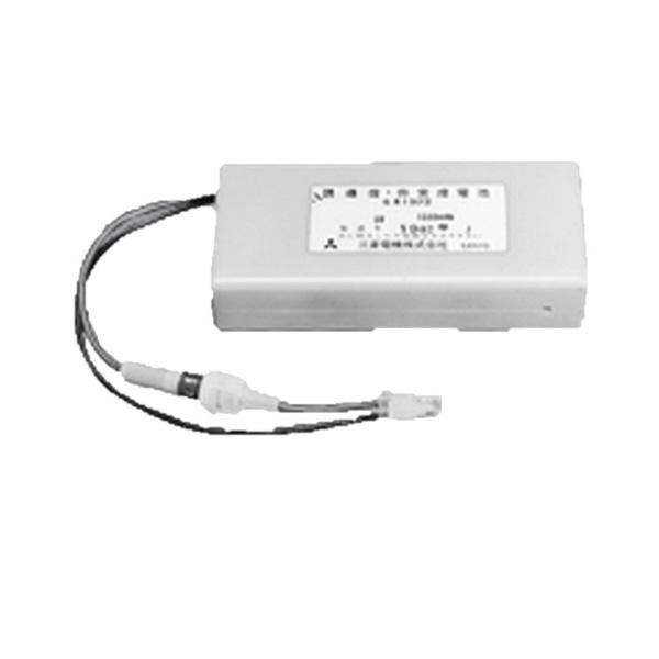 6N19DB 誘導灯・非常照明用交換電池 6V 1800mAh 三菱電機製 【誘導灯・非常照明用/バッテリー】