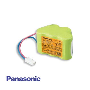 FK851 誘導灯・非常照明用交換電池 ニッケル水素蓄電池 6V 3000mAh FK372置き換え品 【誘導灯・非常照明用/バッテリー】