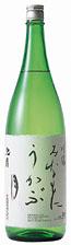 驚きの価格が実現 県内でも入手困難な能登の酒 ファクトリーアウトレット 能登の名酒 池月 吟醸720ml みなもにうかぶ月
