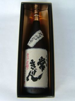 鹿野酒造 常きげん 中汲み斗びん囲い1800ml スーパーセール期間限定 正規逆輸入品 大吟醸