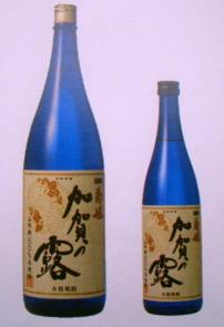旨さの黄金比 で造りだした米焼酎は菊姫ファンならずとも必見です 菊姫 米焼酎 AL完売しました 加賀の露 25°1800ml 激安通販