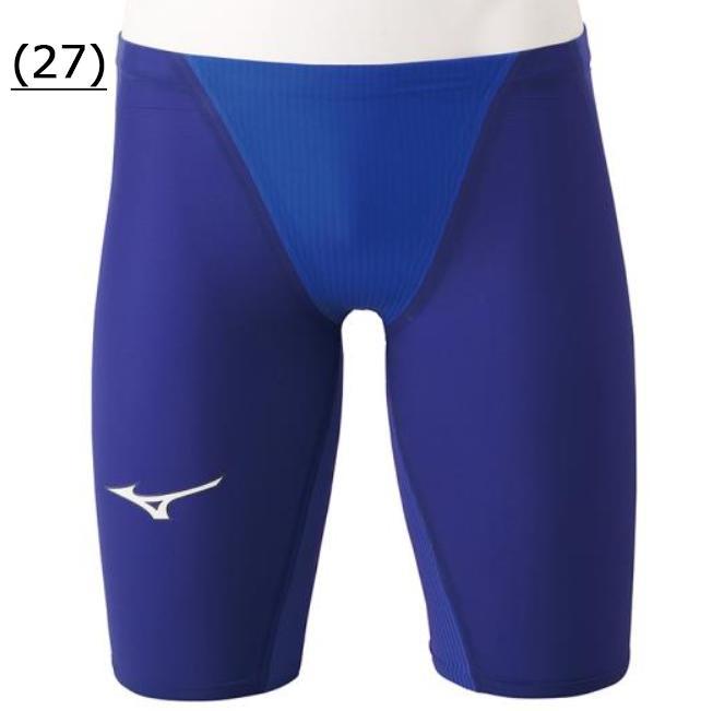 MIZUNO 競泳用GX・SONIC IV ST ハーフスパッツ[メンズ] N2MB9001