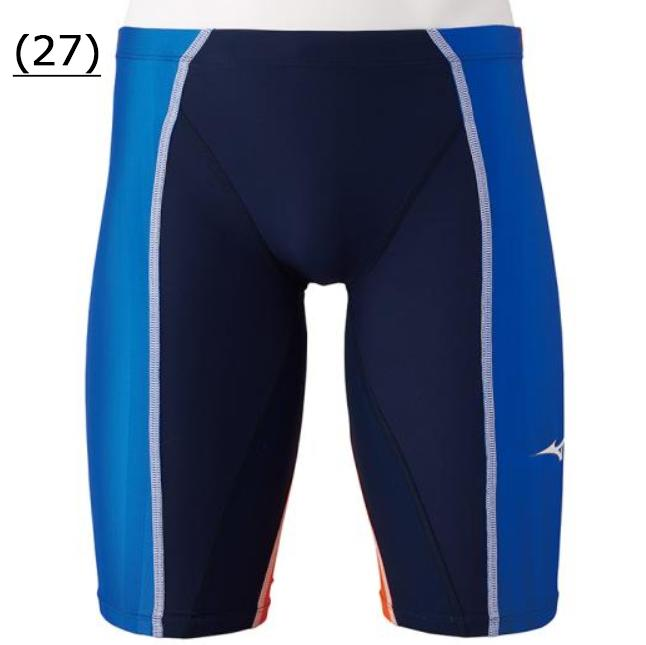 MIZUNO 競泳用FX・SONIC+ ハーフスパッツ[メンズ]N2MB9030 FINA承認