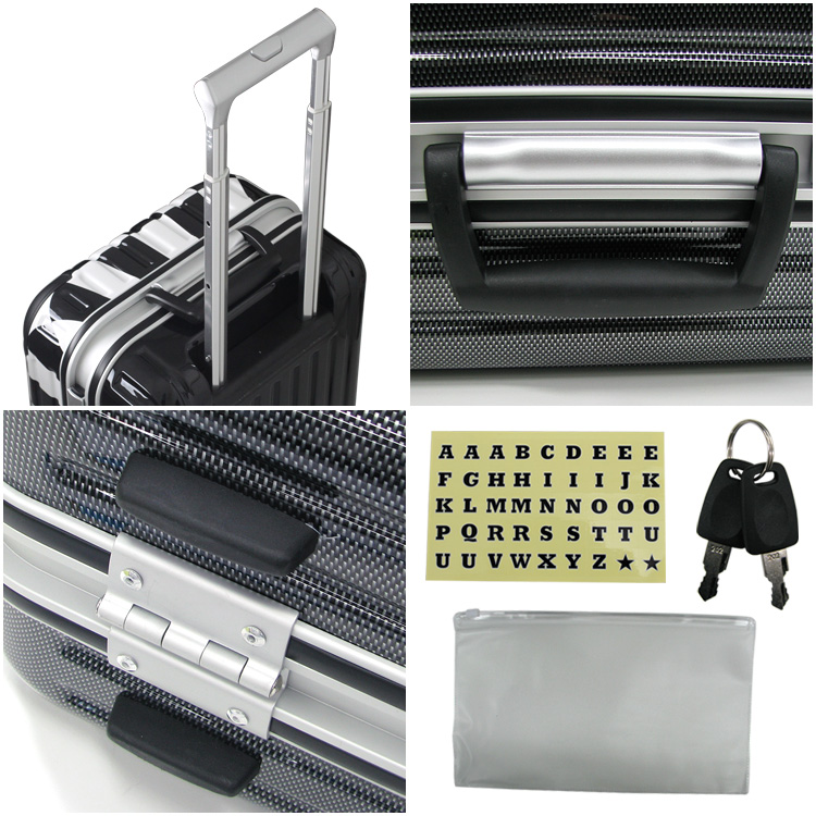 Suitcase «Trip Flash/B1116T» 64 cm/71 cm L size ( 5 days ~ facing long-term ) large frame type TSA lock, 乃本-casters with interior inner flat 57% off sale