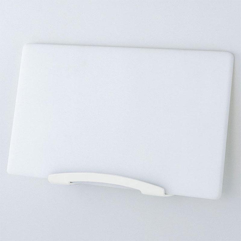 楽ちんマグボード用 タカラシステムキッチンホーロークリーンキッチンパネル用 どこでもラック 贈答品 マグネットで取り付け簡単 収納 まな板立て まな板 システムマグネット収納まな板立て 超激安特価