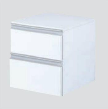 収納 お得クーポン発行中 整理 収納用品 棚板 カラーボックス 引き出しタイプ チェスト 幅広2段タイプ ブルBOX 定番から日本未入荷