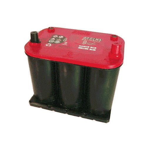 オプティマ(OPTIMA) バッテリー レッドトップ 925S (Lタイプ/Rタイプ) [OPTIMA]