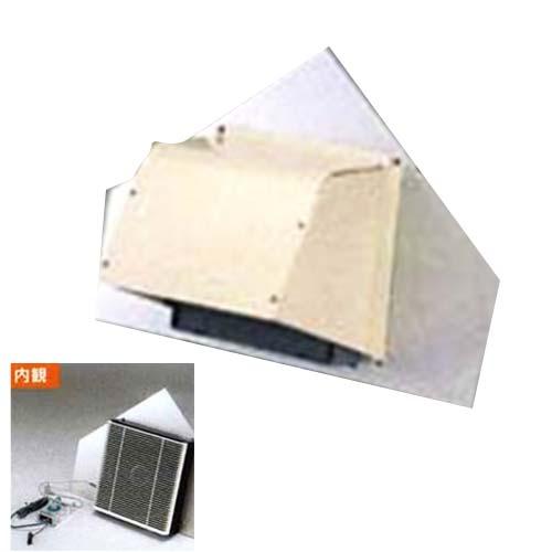 ピカコーポレーション ガラス温室専用 換気扇 WPK20-C (煙突・換気扇取付パネル WPKP-B 付)