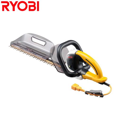 リョービ 電気式ヘッジトリマー HT-4032 (高級刃タイプ/刈込幅400mm) [RYOBI 電動トリマー 電気バリカン]