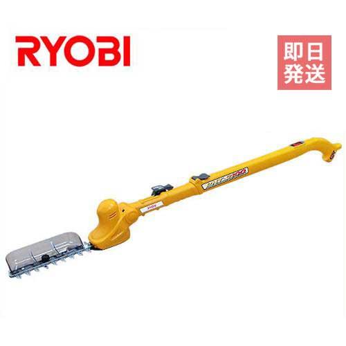 リョービ 伸縮式電動ヘッジトリマー PHT-2100 (長さ1220~1480mm/スタンダード刃/刈込幅210mm) [RYOBI 電動トリマー 電気バリカン]