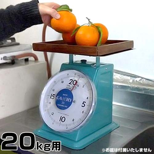 CAMRY 自動上皿秤 20kg用 [上皿はかり 秤]