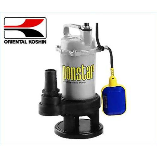 工進 水中ポンプ(汚水・汚物用) PSK型 (自動運転型/100V/口径40φ)