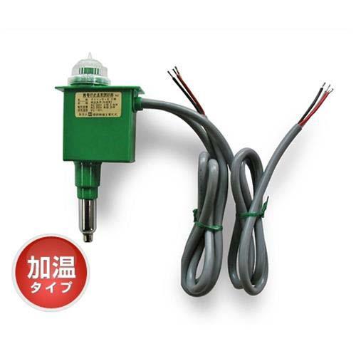 昭和精機 加温用サーモスタット グリーンサーモ・三相200V対応 2000W