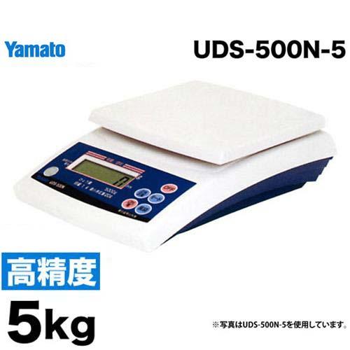ヤマト デジタル自動上皿はかり UDS-500N-5 (高精度型 5kg)