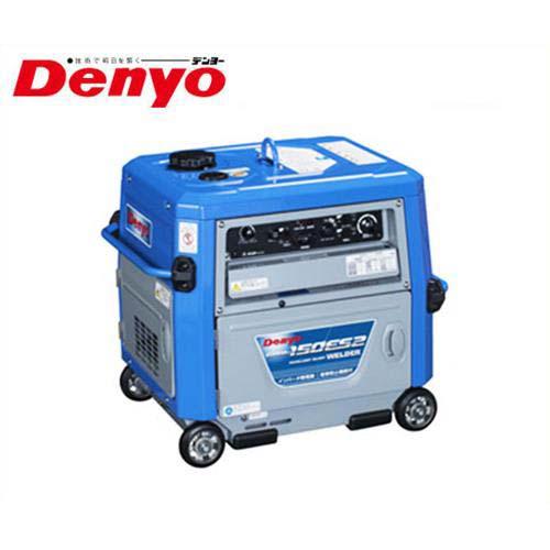焊接機 GAW 150ES2 焊機雜訊發動機 (發電機類型 / 細胞表達) [Denyo 引擎焊機],[r12] [s4-060]