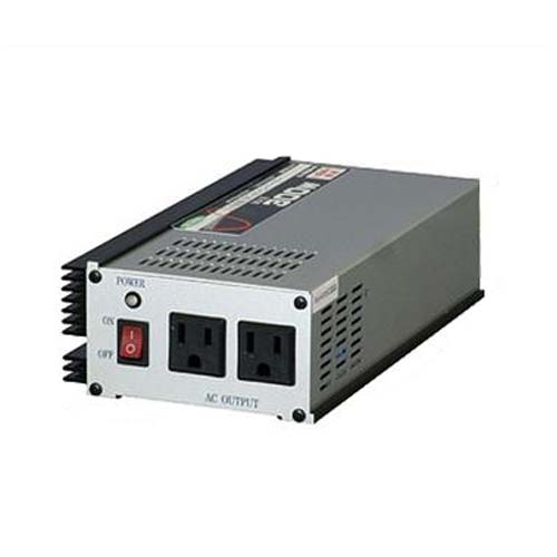 日動 DC/ACインバーター R-300N-B (出力300W/24V/正弦波)