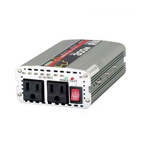 日動 DC/ACインバーター SIS-300N-B (出力300W/24V/矩形波)