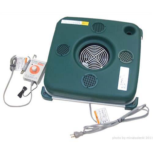ピカコーポレーション(Pica) 温室用 加温加湿器 FHM-PH50 + 電子サーモ付セット