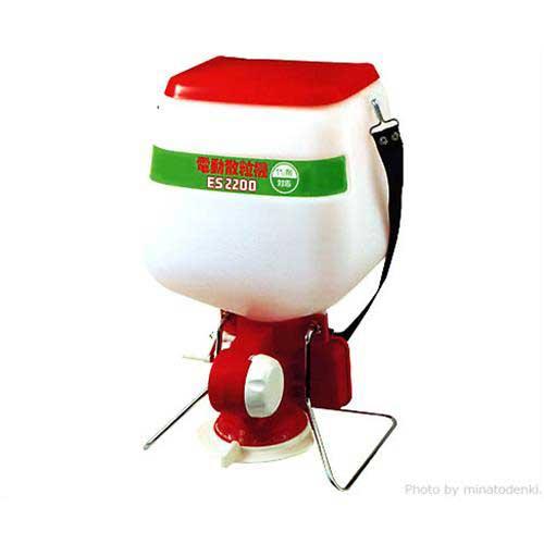 イセキアグリ 電動散粒機 ES2200 (容量11.5L) [イセキ 肥料散布機 肥料散布器]