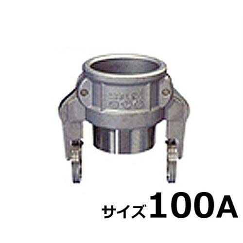 最低価格の セーフロック ワンタッチ式ホース継手 PT雄ネジカプラー (ステンレス製/サイズ100A):ミナト電機工業 SAF-B-4インチ-ガーデニング・農業