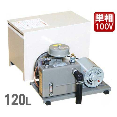 東浜 ロータリーブロアー SD-120 (単相100V150Wモーター付き/吐出量120L)