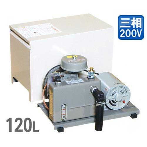 東浜 ロータリーブロアー SD-120 (三相200V200Wモーター付き/吐出量120L) [浄化槽 ブロアー ブロワー]