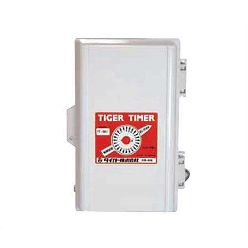 タイガー プロパンガス爆音機 LPE型 専用 タイムコントローラー TT時刻制御5型 TTC-T5 (時刻設定型) [TT-BK5 鳥追い]