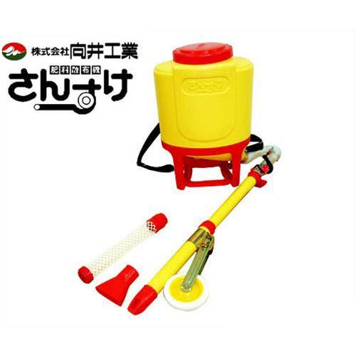 向井工業 肥料散布機 さんすけ OB-24 (容量24L) [肥料散布器]