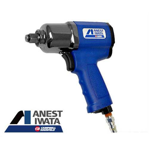 Minatodenk Suitable Rice Campbell High Torque Type Air Impact Wrench Tl9822 Highest 352 N Middot M 12 7 Mm Socket Tool