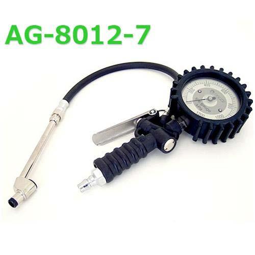 旭産業 エアーチャック ゲージボタル AG-8012-7 (12キロ対応/ウルトラチャックS)