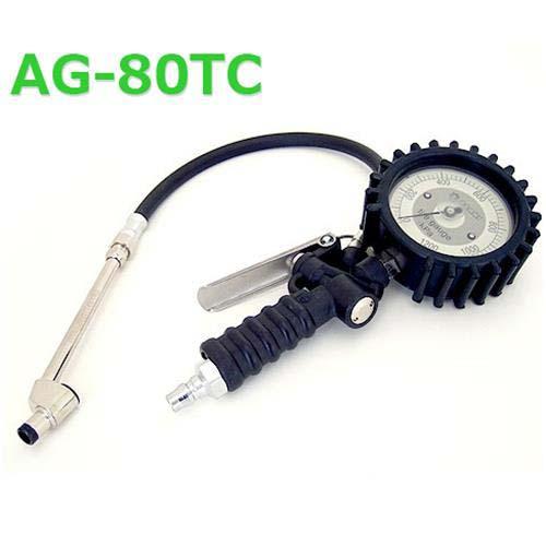 旭産業 エアーチャック ゲージボタル AG-80TC (12キロ対応/クリップチャック・長尺ホース)