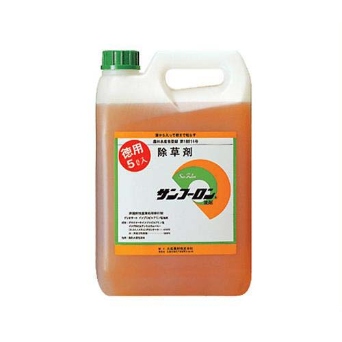 除草剤 サンフーロン 5L (ラウンドアップと同一成分) [除草 雑草 笹 ササ]
