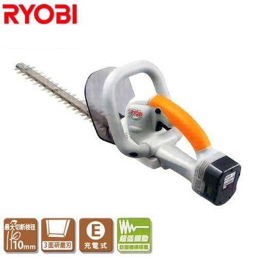リョービ 充電式ヘッジトリマー BHT-3000 (刈幅300mm) [RYOBI 電動トリマー 電気バリカン]