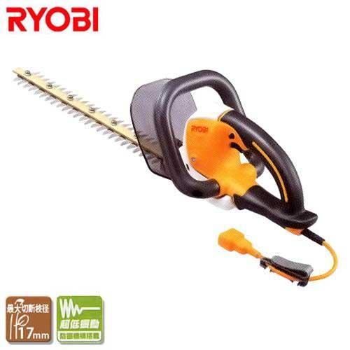 リョービ ヘッジトリマー HT-3831H (強力刃/刈幅380mm) [RYOBI 電動トリマー 電気バリカン]