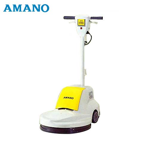安いそれに目立つ 電子高速バフィングマシン AMANO クリーンスター D-430A:ミナト電機工業-DIY・工具