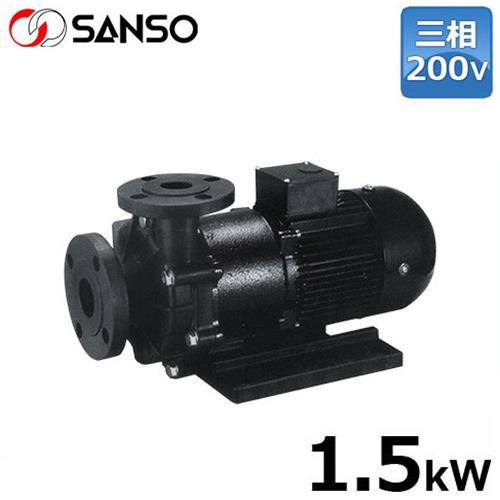 三相電機 マグネットポンプ PMD-15013 (大型/三相200V1.5kW/ケミカル・海水用)