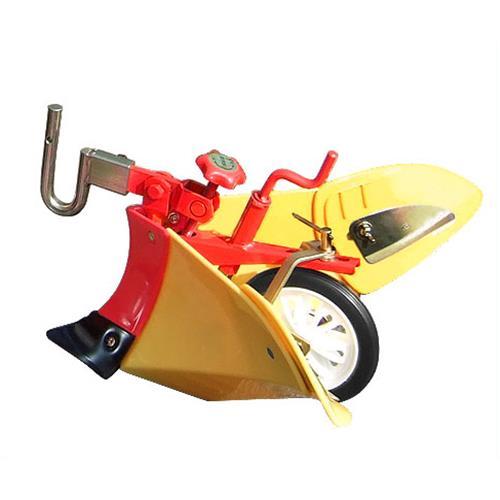 ニューイエロー培土器 尾輪付きタイプ (対応機種:ホンダ F220用)