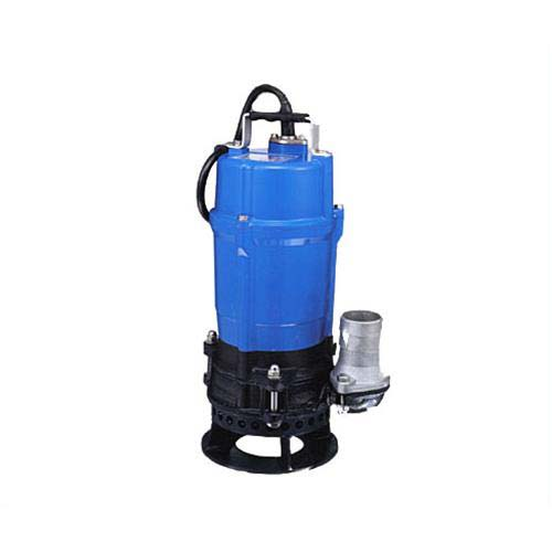 [最大1000円OFFクーポン] ツルミポンプ 水中ポンプ HSD型 HSD2.55S (泥水排水用/100V550W) [鶴見ポンプ]