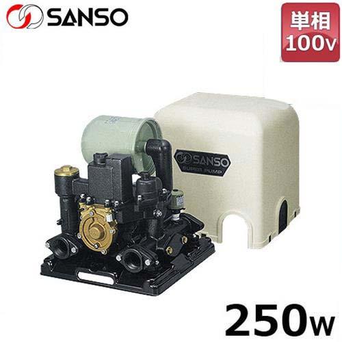 三相電機 浅井戸ポンプ PAZ-2531 (単相100V250W) [タンクレス浅井戸ポンプ]