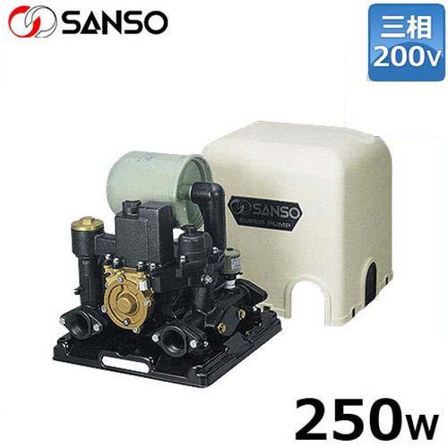 三相電機 浅井戸ポンプ PAZ-2533 (三相200V250W)