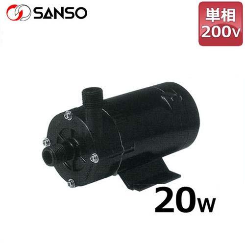 三相電機 マグネットポンプ PMD-372B2 (単相200V20W/ケミカル・海水用)