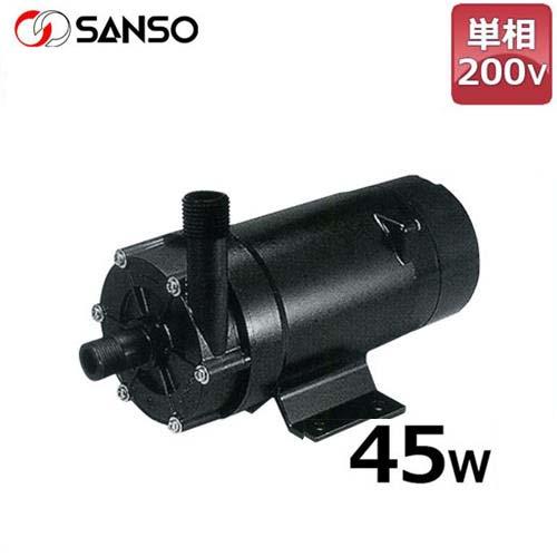 三相電機 マグネットポンプ PMD-422B2 (単相200V45W/ケミカル・海水用)
