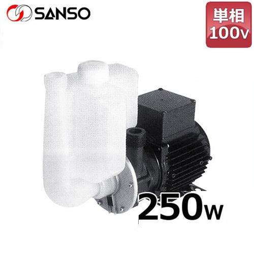 三相電機 自吸式 マグネットポンプ PMDS-2571B2P (単相100V250W/ケミカル・海水用)