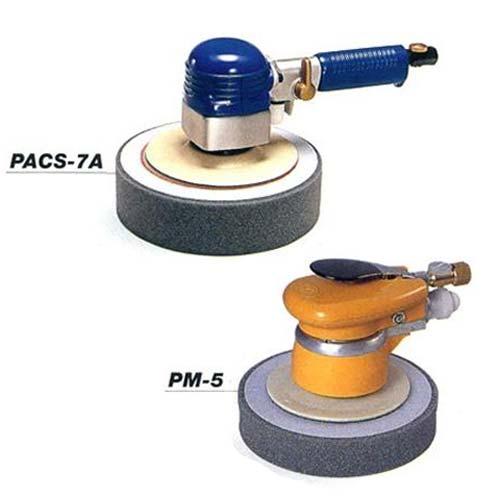 空研 ワックスポリッシャー PM-5 (サイレンサー内蔵/パッドサイズ108mm)