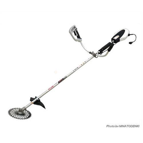 リョービ 電動草刈り機 AK-6000 (100V) [RYOBI 電気 草刈機 刈払機 AK6000]