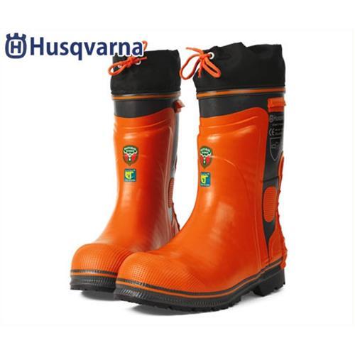 ハスクバーナ チェーンソー作業用 防護ブーツ ファンクショナル・ブーツライト24 5739558