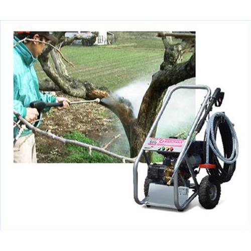 マルナカ 高圧洗浄機 PMR150HSD (20m高圧ホース/150キロ/ホンダGXエンジン搭載) 【農園シリーズ】